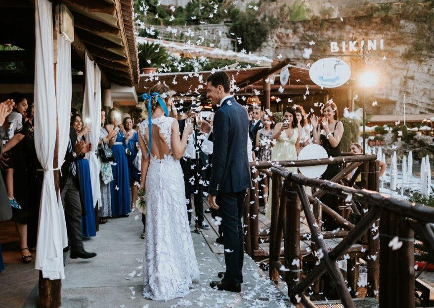 Med in Style, la vostra arma segreta per un matrimonio perfetto e in vero stile italiano!