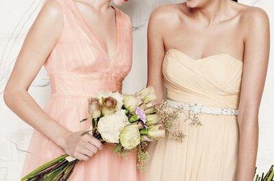 ¡Fashion icon a la vista! Outfits perfectos para boda en primavera 2013