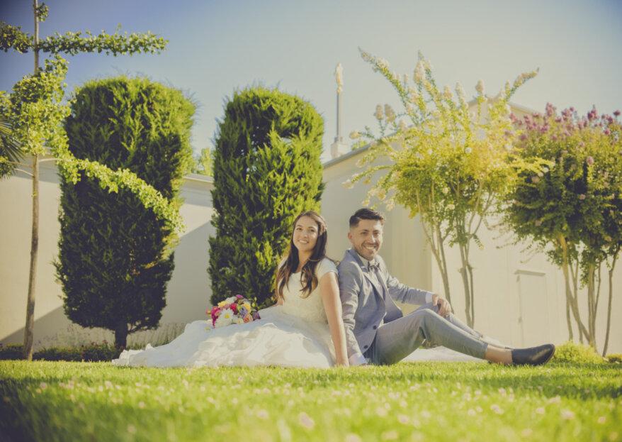 Camila y Álvaro, compañeros de vida, de amor y de viajes