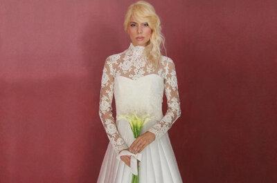 Lasciati sedurre dall'abito da sposa componibile, il trend della prossima stagione bridal