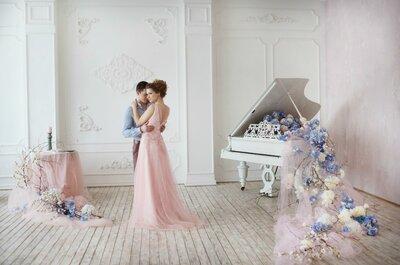 Мелодия весны: нежная съемка Богдана и Оксаны