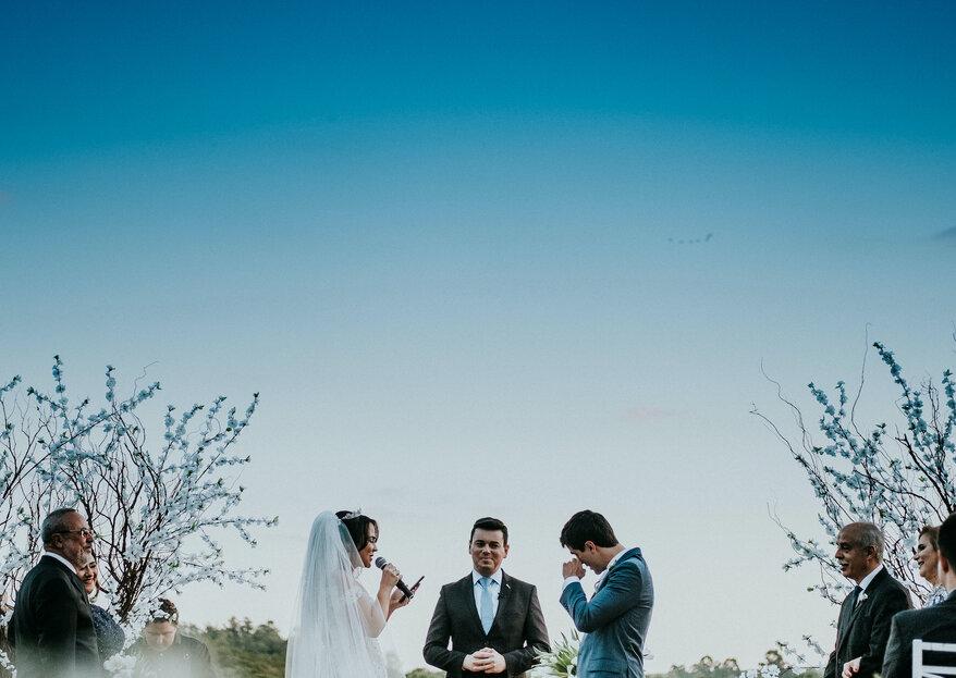 Rafael Faria Celebrante: cerimônias emocionantes guiadas pelas histórias de amor dos noivos