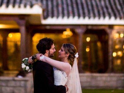 Un gran día con aires italo-españoles: la boda de Susana y Gabriele