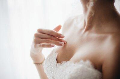 So sorgen Sie für einen sommerlichen Teint für das Braut Make-up - wie von der Sonne geküsst!