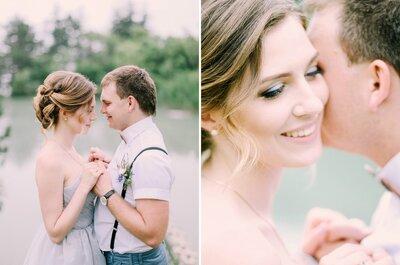 Романтичное предложение руки и сердца в красивейших уголках Крыма!
