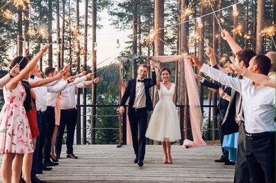 Где отпраздновать свадьбу летом в Санкт-Петербурге: 10 чудесных вариантов