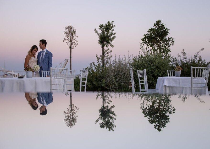 Fotosenzaposa, presente e discreto, l'approccio vincente per un reportage matrimoniale perfetto!