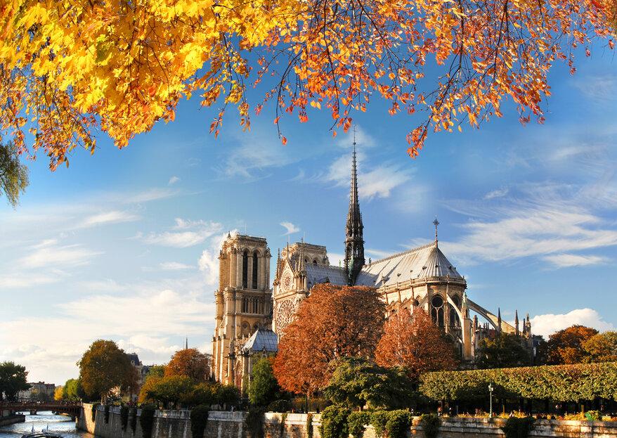 Pedido de casamento na França: 10 lugares mágicos!