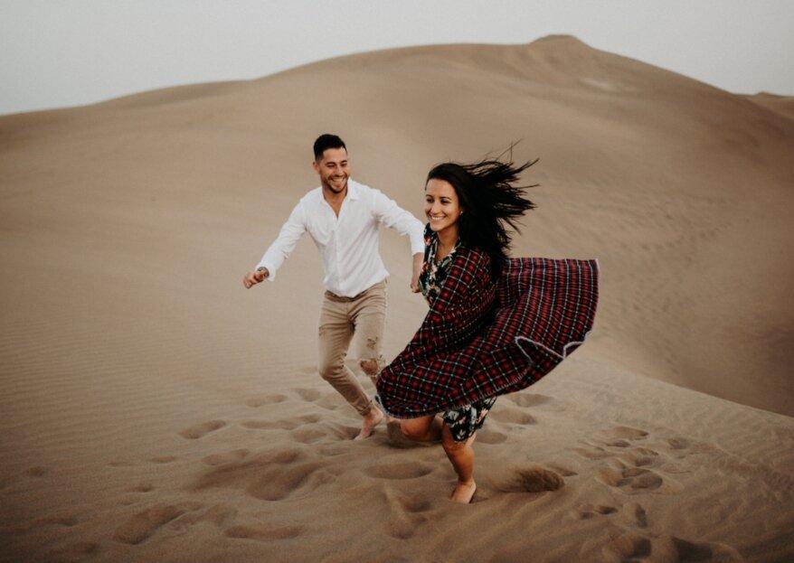 Non solo matrimonio: anche l'addio al nubilato e la luna di miele devono essere ricordati per sempre con Pix Around