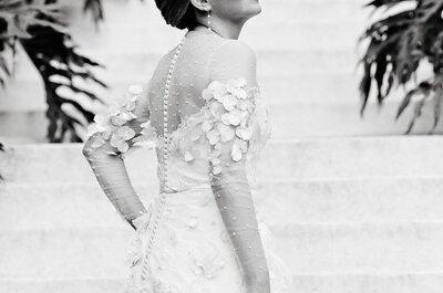 Para cada tipo de corpo, um vestido de noiva ideal: dicas da Carol Hungria!