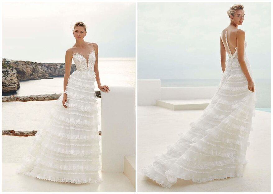 Se Dici Sì Showroom Sposa ti accompagnerà nel magico mondo del design di moda per le spose!