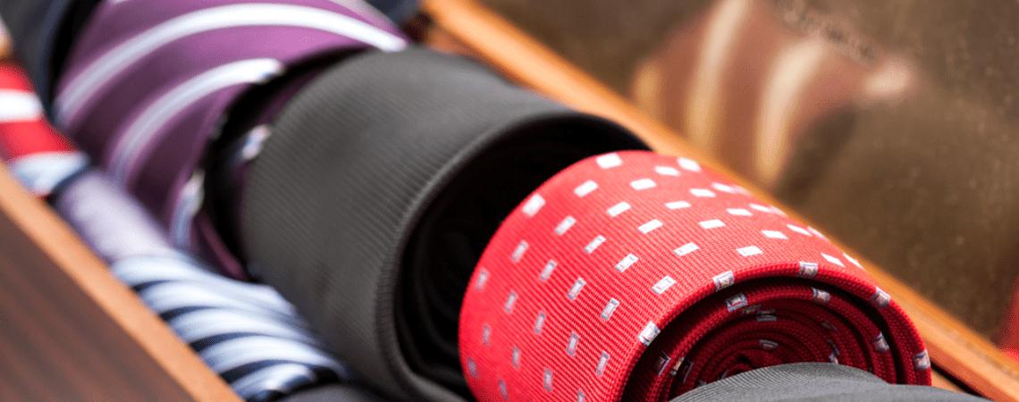 Hoe strik je een stropdas? Dit zijn de meest voorkomende manieren.