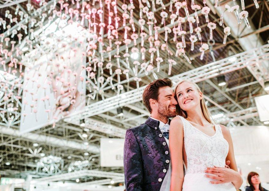 Międzynarodowe targi mody ślubnej INTERBRIDE 2019 przechodzą do historii