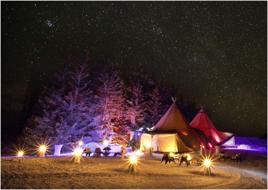 Mariage hiver : 10 raisons d'organiser sa cérémonie sous la neige