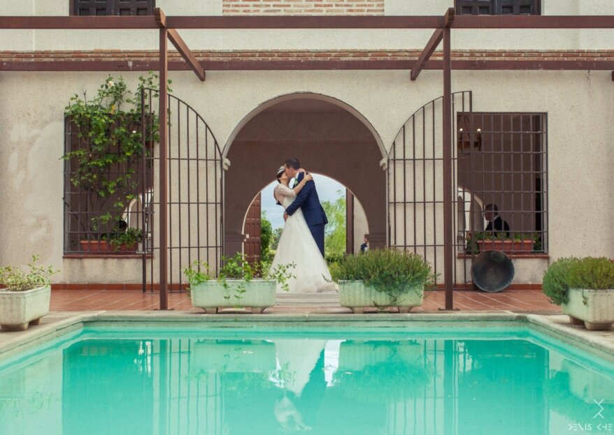 Serviboda: un servicio de 'wedding planner' con alma de todoterreno