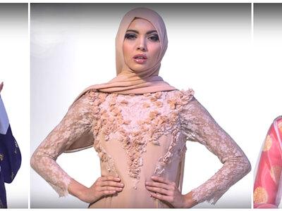 Ásia em 12 vestidos: nunca imaginou umas noivas assim!