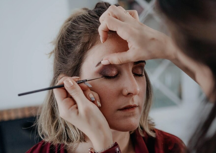 María León Make Up Artist: elige profesionalidad, atención y estilo propio para el maquillaje de novia