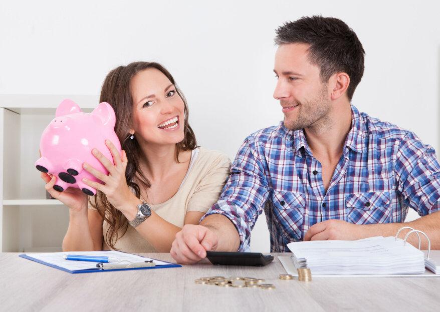 ¿Quieres evitar discutir con tu pareja por temas de dinero? ¡Pon en práctica estos cinco sencillos consejos!