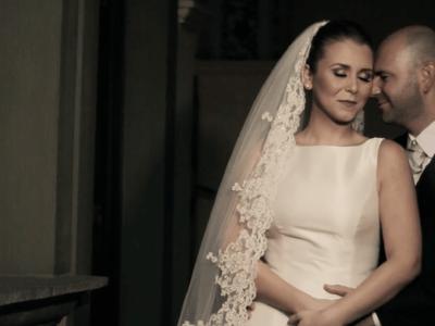 Empezamos una vida juntos como uno solo: La boda de Charito y José Pablo... ¡Impresionante!