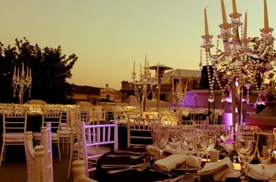 Los 10 mejores lugares de eventos para matrimonio en Santiago de Chile
