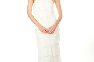 Colección de vestidos de novia 2013 de Nicole Miller
