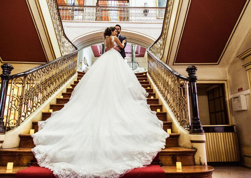 O que procura num Wedding Planner?
