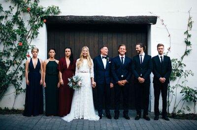 Conseguir el reportaje de bodas perfecto con naturalidad y pasión