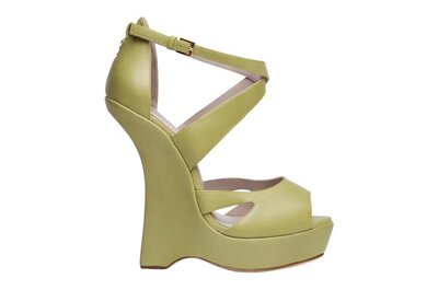 Zapatos de fiesta Elie Saab colección primavera-verano 2013