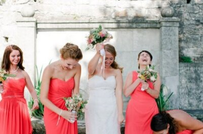 Convidados: como sobreviver a um casamento se está solteiro e não conhece ninguém além dos noivos?