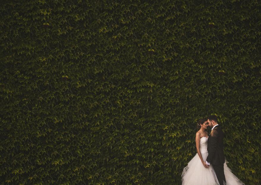 Obras de arte com sensibilidade: assim serão as fotos do seu casamento!