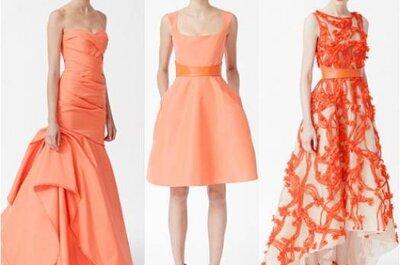 Vestidos para madrinhas: longo ou curto?