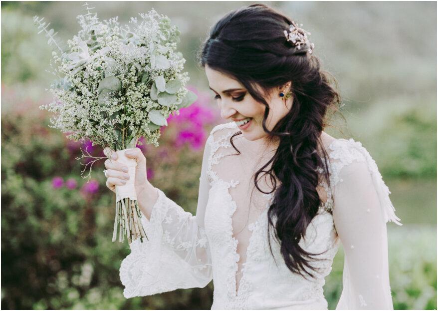 Estos son los 5 consejos para lucir un cabello perfecto en tu boda