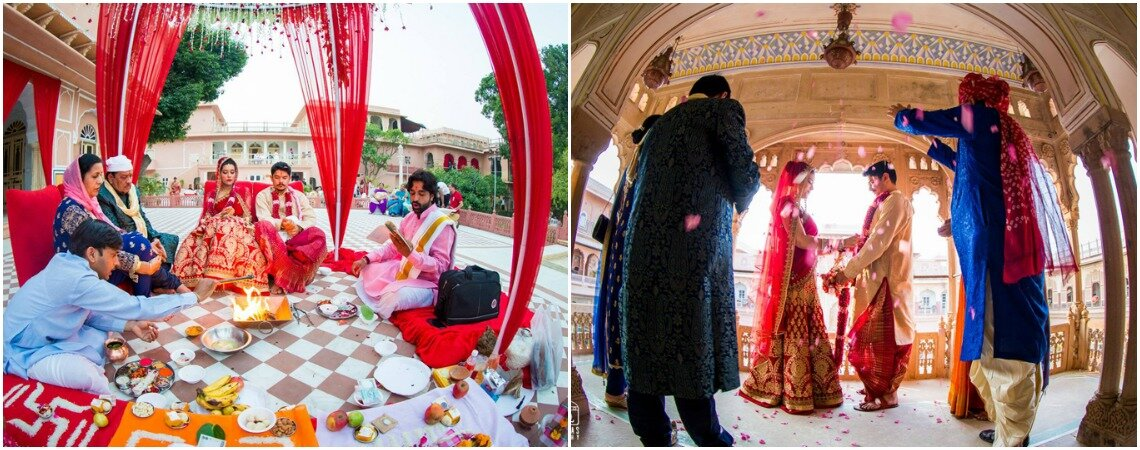 Best Destination Wedding Venues in Jaipur, Rajasthan