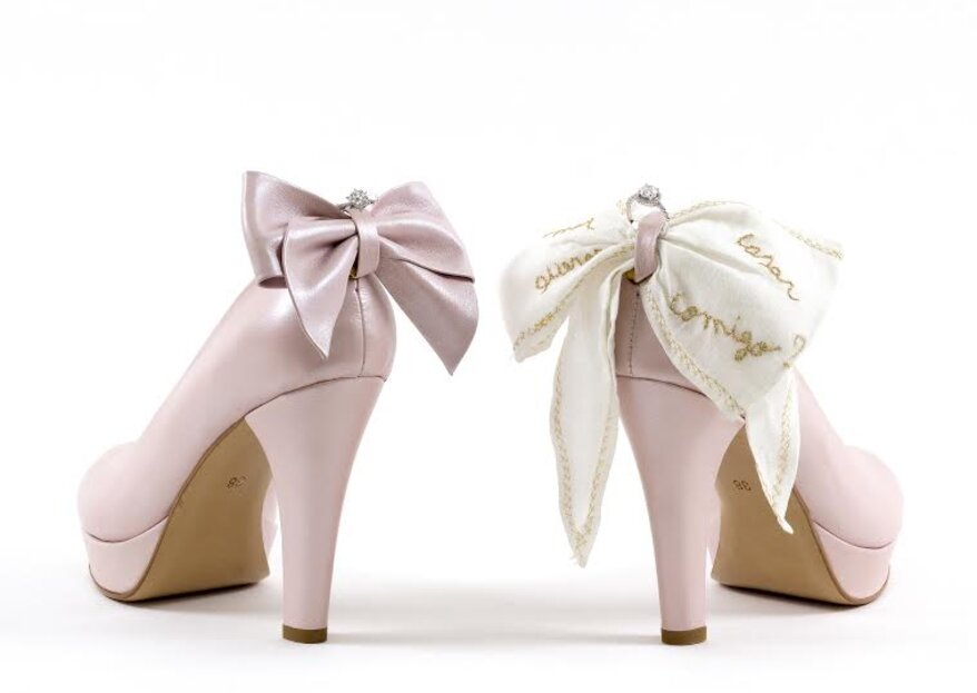 """Vai pedir a sua namorada em casamento? Ofereça-lhe uns sapatos! E ela vai dizer-lhe """"Sim!"""""""