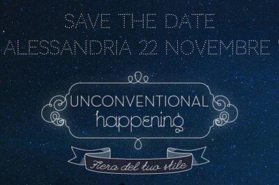 Unconventional Happening 2014: viva l'Italia che ci crede!