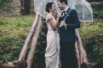 El amor está en los detalles: la boda de Eva y Borja