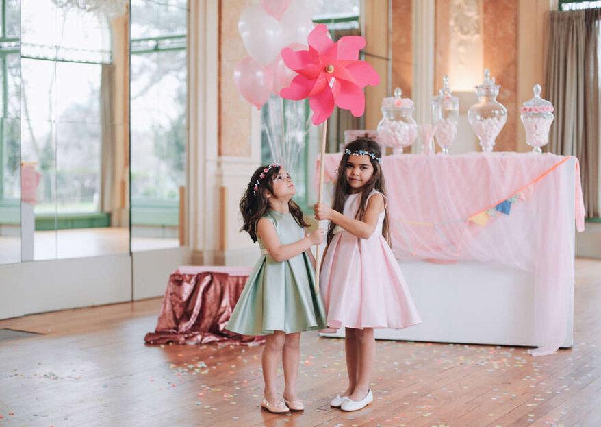 Tenue de mariage pour enfants : comment trouver leur vêtement de cérémonie en 5 étapes