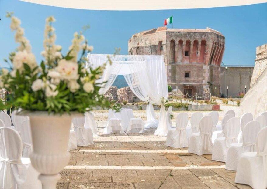 Rossella Celebrini: vi raccontiamo l'esperta wedding planner dell'Elba, che ama definirsi un event e flower designer