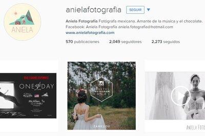Estas son las 7 cuentas ganadoras de Instagram para una boda única: ¡Nuestros lectores votaron!