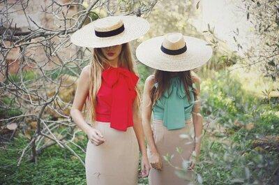 La pamela: guía de estilo y su uso como invitada de boda