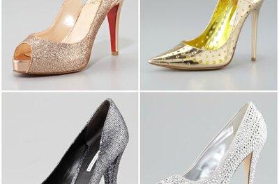 Sposa o invitata, scegli una scarpa gioiello per il matrimonio invernale!