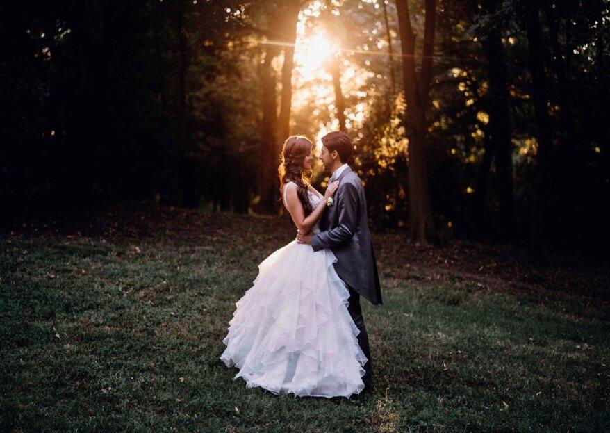 Ti sposerò perché... ho trovato la location ideale!