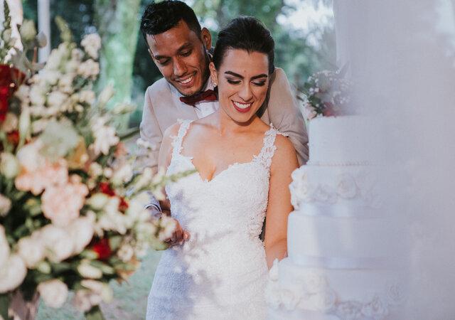 Casamento rústico de Nellie & Ramon: muito amor em um encantador sítio do interior de São Paulo
