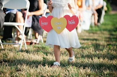 Entrée de la mariée dans l'église : no stress !