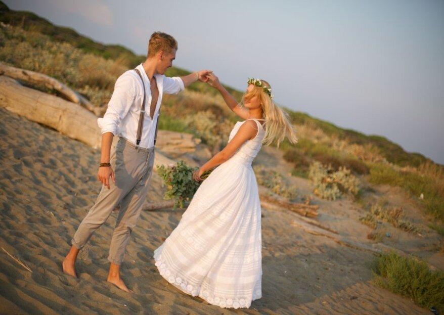 Brand, firma e progetto grafico coordinato : questo il destination wedding firmato If - The Wedding Issue