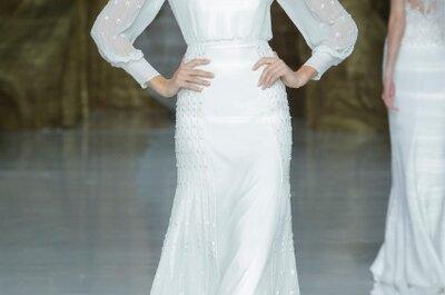 Previsões para os vestidos de noiva da White Gallery 2013