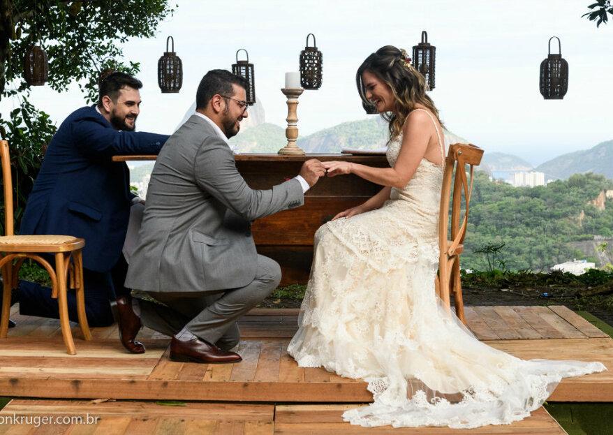 Só Amor Eventos: conheça os profissionais que produzem destination weddings lindos, singulares, onde o amor predomina e a natureza agradece!