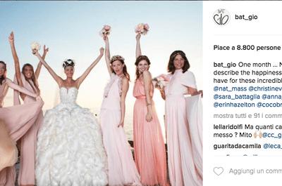 Le 8 spose più 'fashioniste' di quest'anno e i loro bellissimi abiti