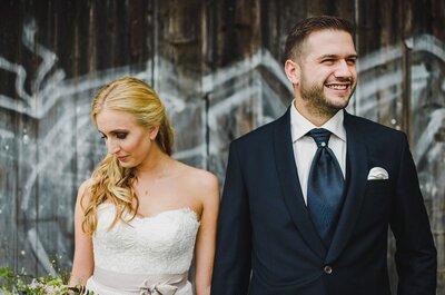 Hochzeit am Zürichsee – Stephanie & Marcos zauberhafte Feier im Moschti Stäfa