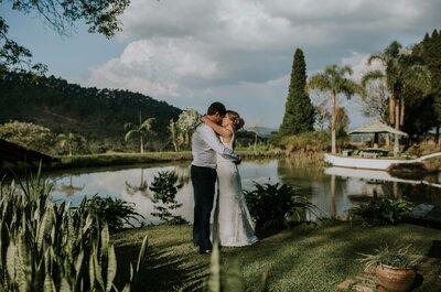 Casamento DIY de Isabel & Clovis: intimista, leve e inesquecível